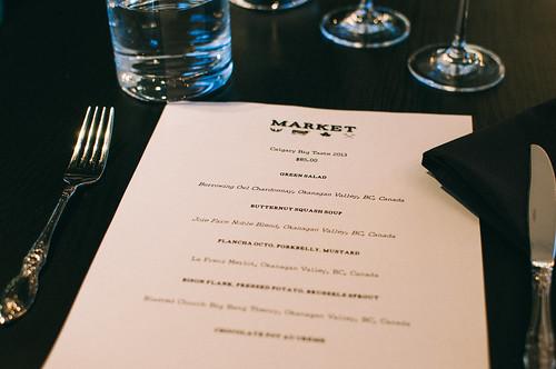 Big Taste Calgary 2013 - Market
