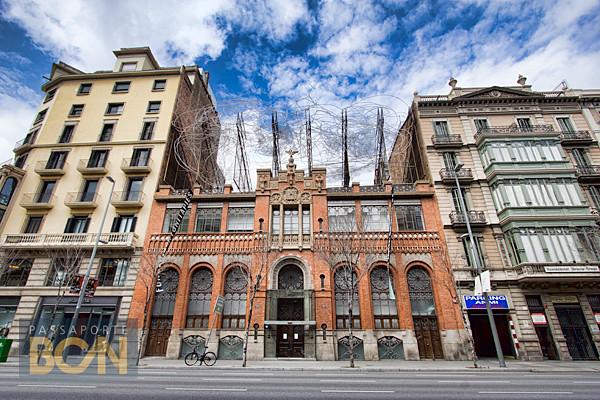 Fundació Tapiès, Barcelona