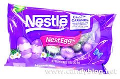 Nestle NestEggs Creamy Caramel