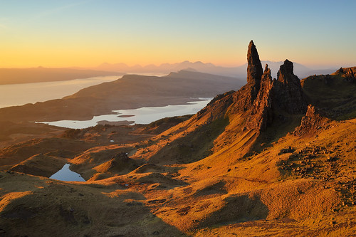 Back at the Storr by Marcus Reeves