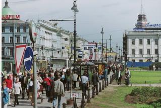 Nevsky's pedestrians (7)