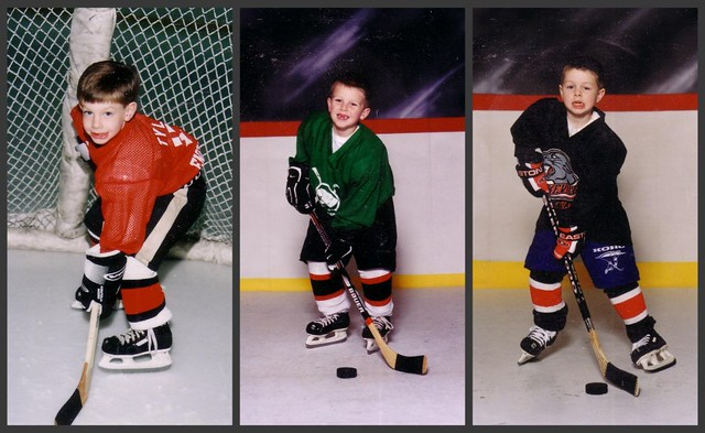 first year hockey