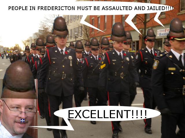 frederictonpolicedickheads