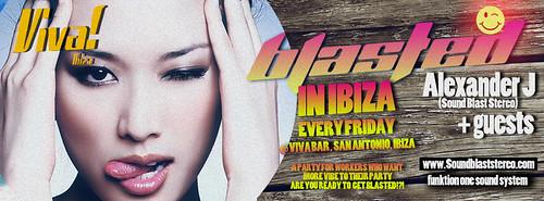 blasted timeline Ibiza