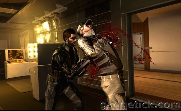 Фильм Deus Ex: Human Defiance