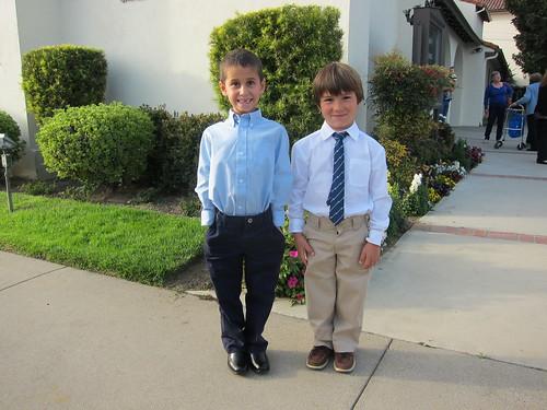 Finn and Sami