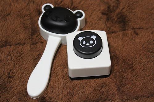 パンダおにぎりセット1
