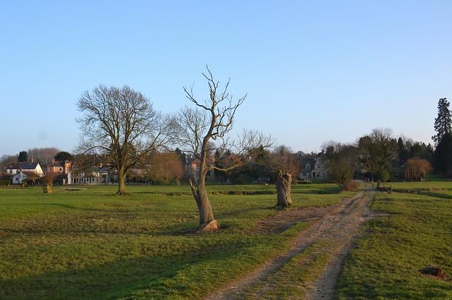 Denford, Village View.