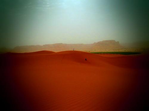 [フリー画像素材] 自然風景, 砂漠, 風景 - サウジアラビア ID:201303150600