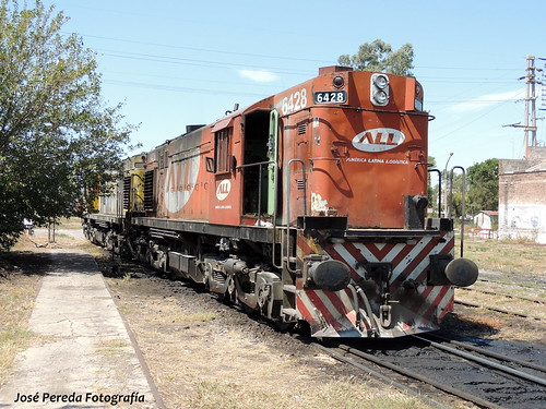 ALCO RSD35 6428 - 6455