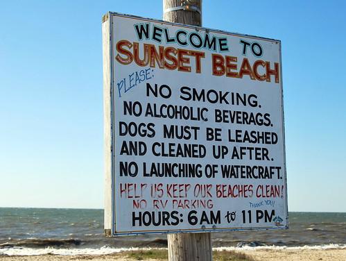 sunset beach-001