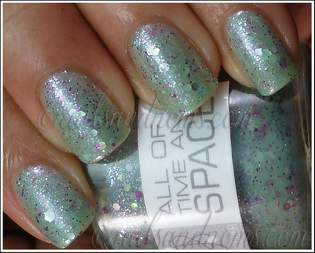 NerdLacquer - All Of Time and Space 1