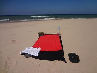 Praia de Baathela Beach