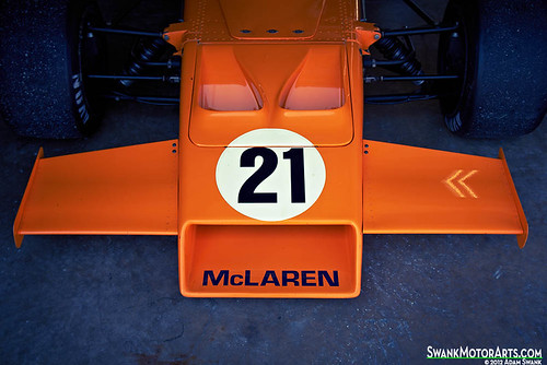 1972 McLaren M21 by autoidiodyssey
