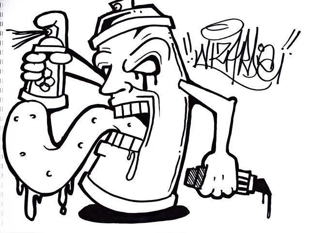 8555582793 6b95105abc z jpgEasy Graffiti Spray Can