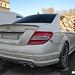 Mercedes-Benz C63 AMG ©Alexandre Prévot