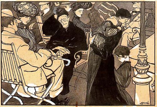 021-El hambre pidiendo limosna al apetito-Xavier Gose- via albalpha.blogspot.com.es