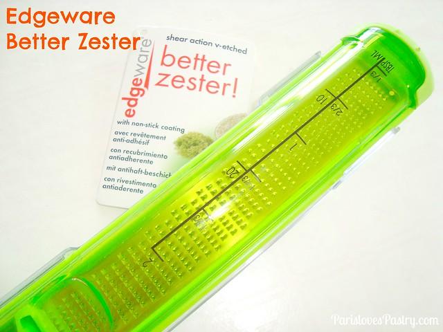 Edgeware Better Zester