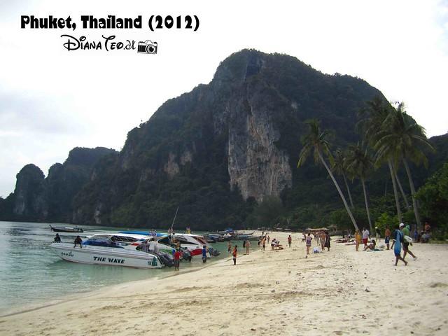 Phi Phi Island - Phi Phi Don Island 01