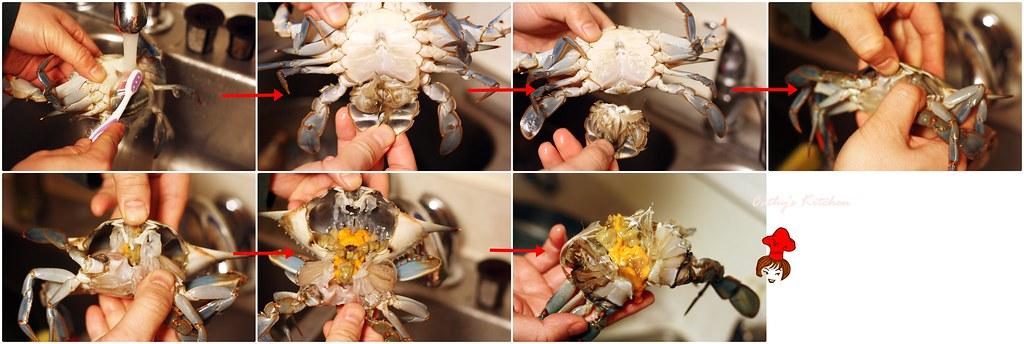 台式肉末快炒螃蟹 Crab with Minced Pork10.1