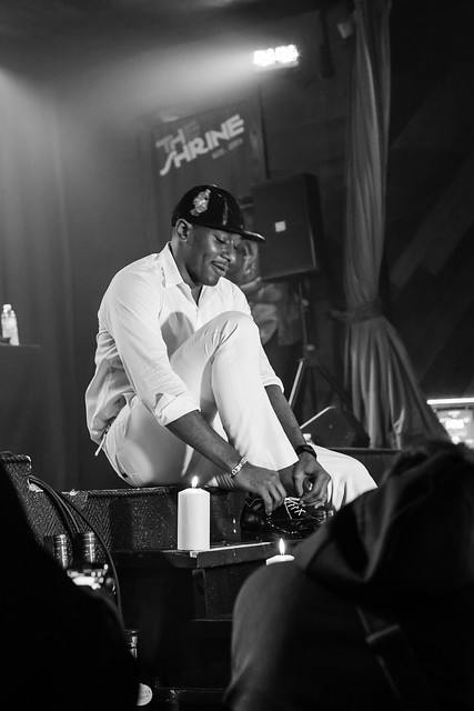 3.15.13 Yasiin Bey (Mos Def) at The Shrine by Heather Ahrens