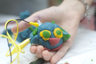 Squishy Circuits @ The Academy of Natural Sciences of Drexel University
