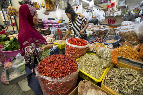 At Phuket Town Market