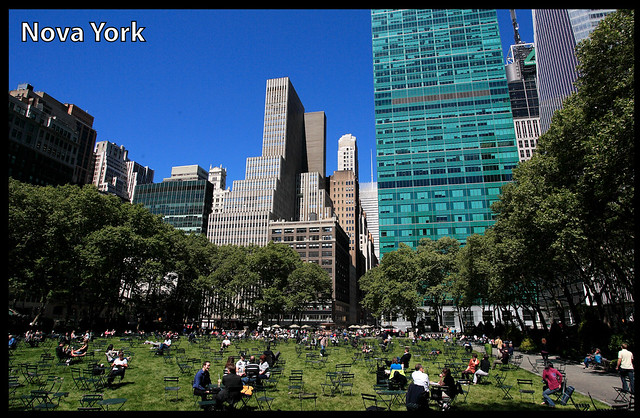 Bryant Park - Nova York