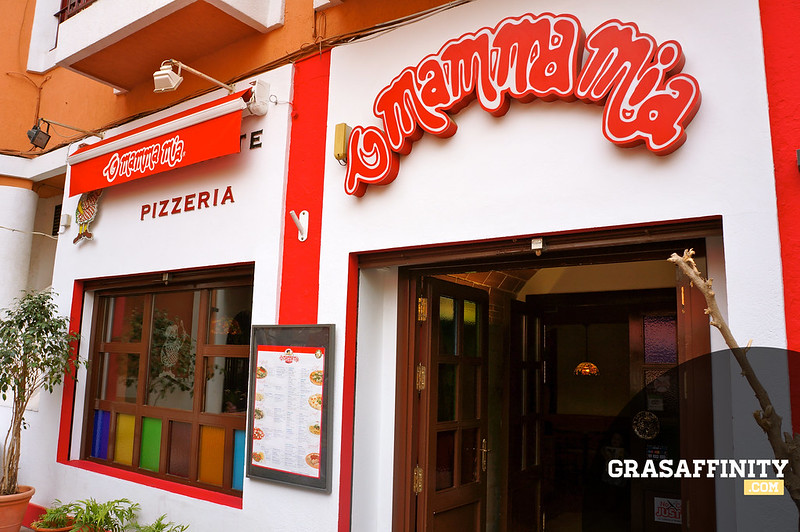 Pizza Murcia O Mamma Mía Murcia // Grasaffinity.com