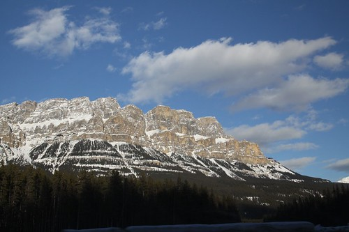 Went to Banff again