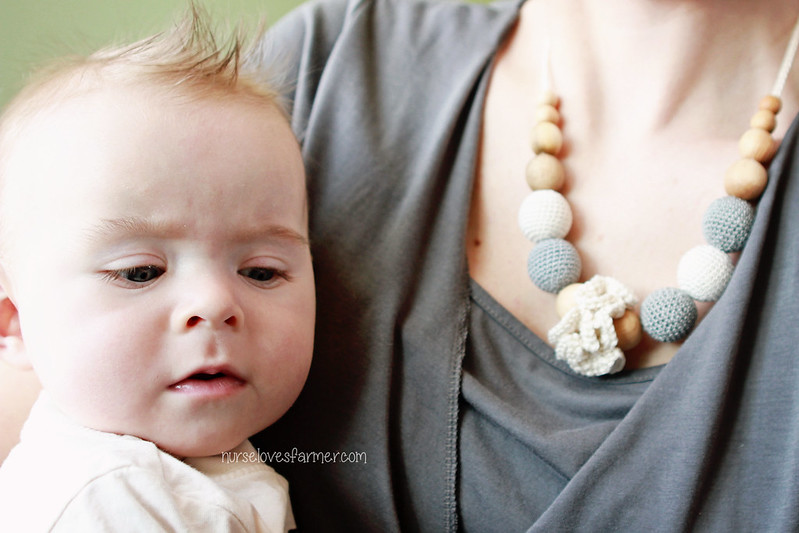 KangarooCare Breastfeeding Necklace