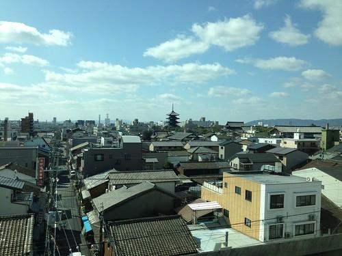 東寺さん五重塔