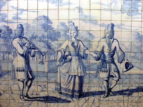 Lissabon 27 Museu Nacional do Azulejo 4 (50) Art Céramique