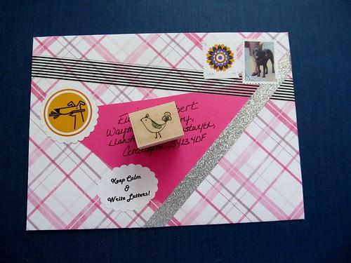 Penpal Letter