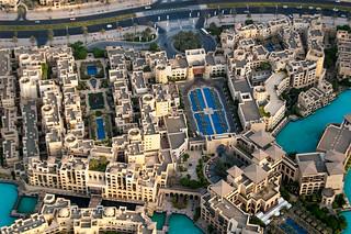 Quartier résidentiel de Souk Al Bahar
