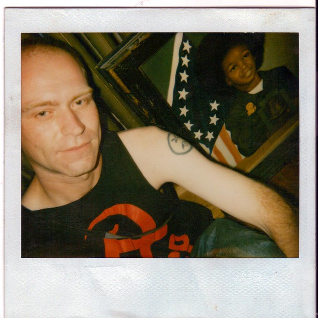 Polaroid Chris By Defekto