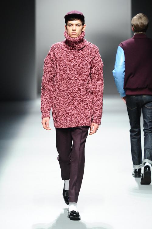 FW13 Tokyo MR.GENTLEMAN027_Hubi @ ACTIVA(Fashion Press)