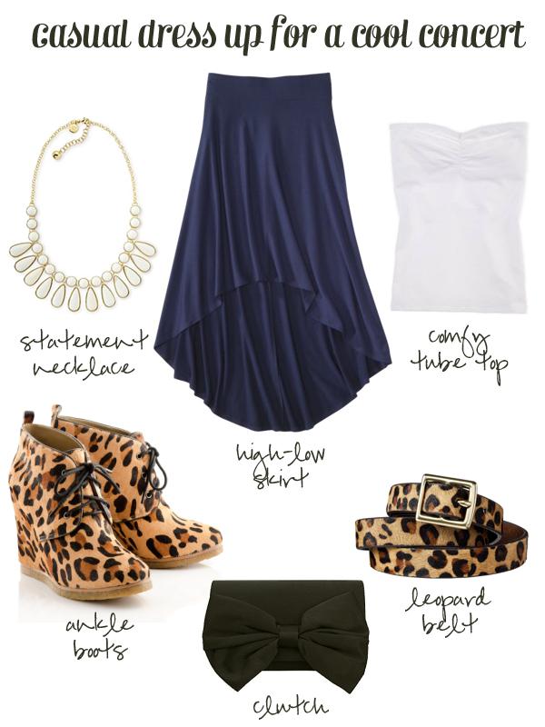 concertwear