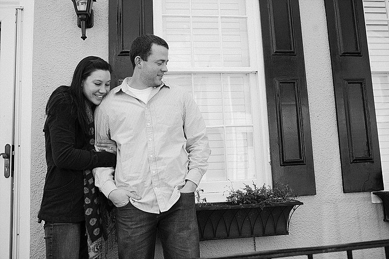 jim + marjorie annapolis engagement