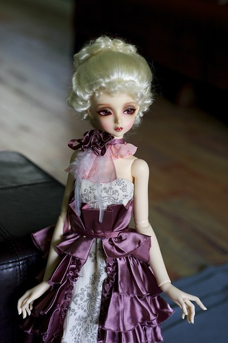 Rogita in DollHeart by alington