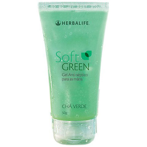 Gel Anti-s�ptico para as M�os Soft Green
