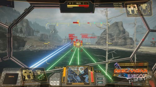 MechWarriors Online 2