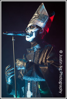 24/03/2013 - Jagermeister Tour w/ Ghost at Brixton Academy, London
