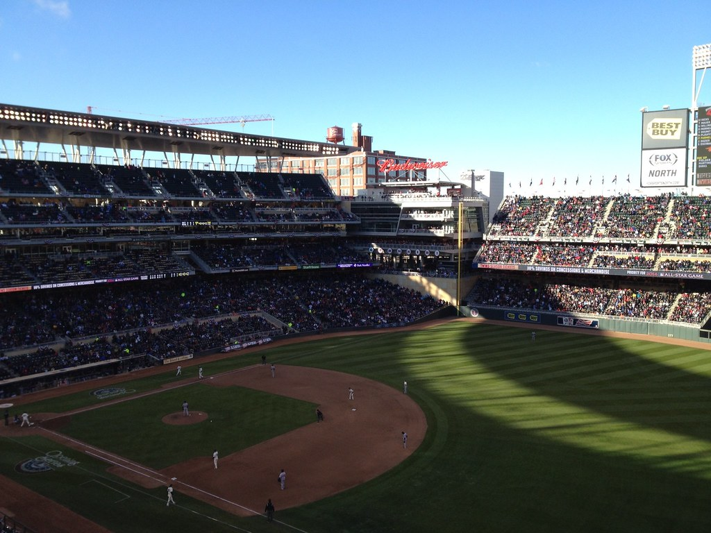 Twins Opening Day!