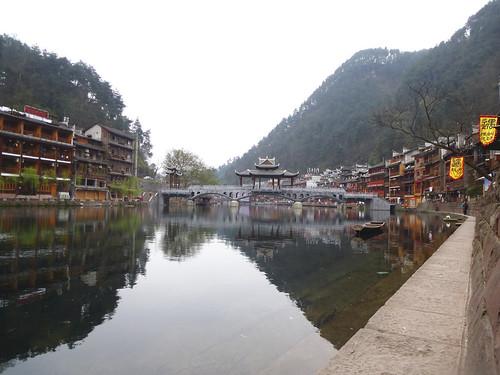 Hunan13-Fenghuang-Ville-Rive Sud (44)