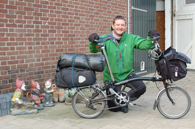 The genius of Brompton touring
