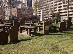 The Ancient Burying Ground