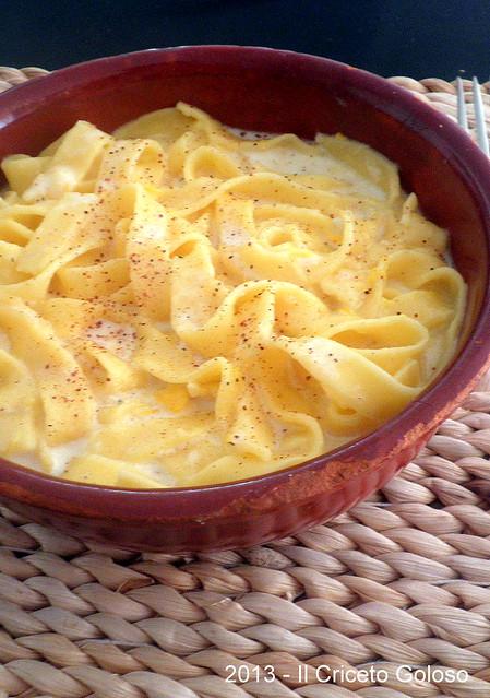 Tagliatelle ai formaggi (1)