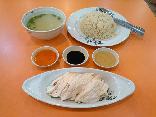 Set B Chicken Rice