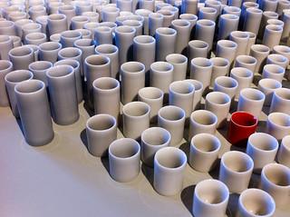 Gradient porcelain by Natasha Daintry